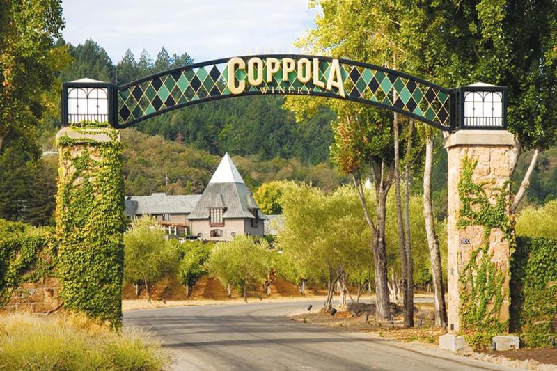 Francis Ford Coppola wijn