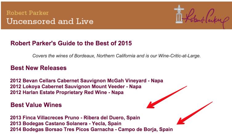 best value wijnen 2015